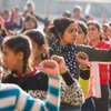 El Gobierno de la India vela por que los jóvenes voluntarios formen parte de la conversación y la acción para alcanzar sus objetivos de desarrollo sostenible.