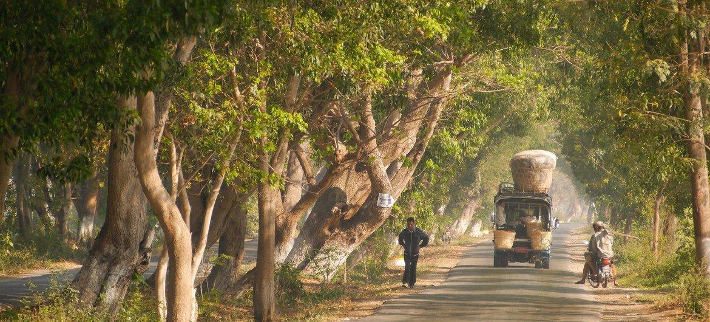 """一名联合国人权报告员称,自2021年2月的军事政变以来,缅甸的情况已经""""恶化""""。"""