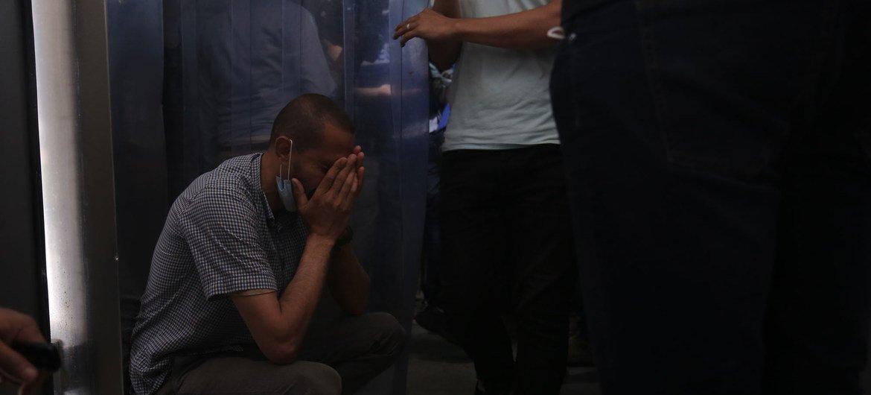 الأمم المتحدة تدعو إلى وقف الأعمال العدائية في غزة لأسباب إنسانية مع مقتل المزيد من الأشخاص.