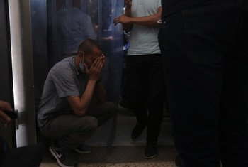 The UN has called for a humanitarian pause in hostilities in Gaza as more people are killed.