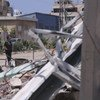 В Газе - более 200 погибших, включая детей, и десятки разрушенных домов. В ООН требуют пропустить в сектор гуманитарную помощь.