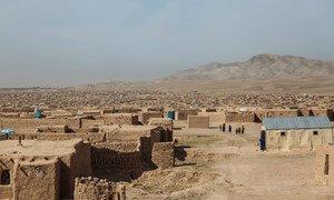 Más de 30.000 personas viven en la periferia de la ciudad afgana de Herat.