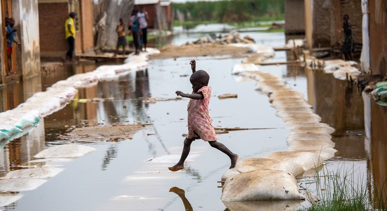 Takriban watu 50,000 wameathirika na mafuriko katika mkoa wa Gatumba nchini Burundi kwa mwaka uliopita