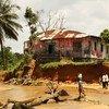 Au Libéria, une meilleure gestion des terres protège les communautés côtières vulnérables au changement climatique.