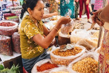 The United Nations Capital Development Fund (UNCDF) is supporting women's economic empowerment in the world's 47 Least Developed Countries (LDCs).