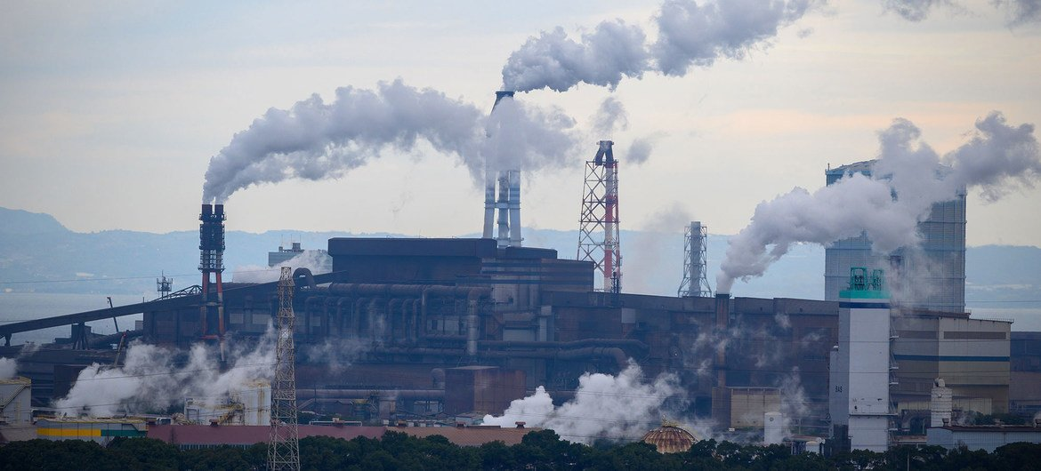 Air pollution from coal-fired power plants is linked to  global warming and other damaging environmental and public health consequences.