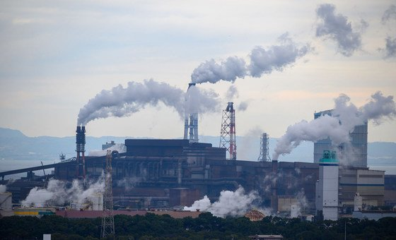Air contamination  from coal-fired powerfulness  plants is linked to  planetary  warming and different   damaging biology  and nationalist   wellness  consequences.