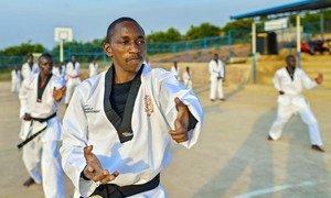 Le Burundais Parfait Hakizimana participe aux Jeux Paralympiques de Tokyo.