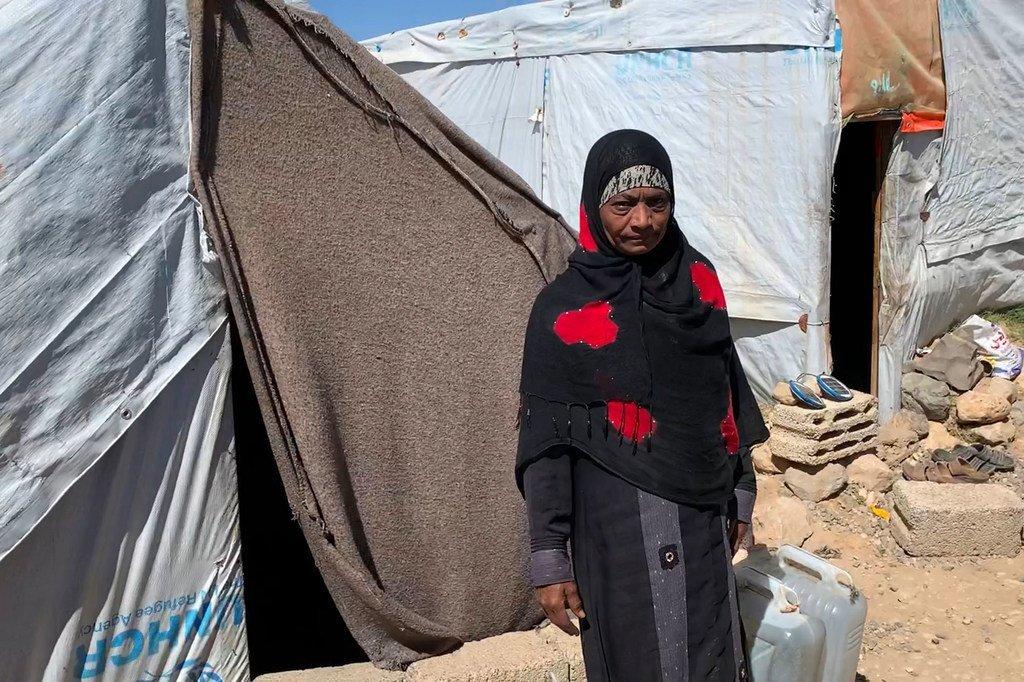 Des personnes déplacées au Yémen sont devenues des boucs émissaires de la pandémie de Covid-19.