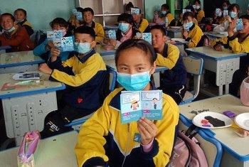 В ООН выпустили рекомендации по обеспечению безопасности детей после их возвращения в школы