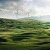Un parc éolien au Monténégro. L'énergie propre, comme l'énergie éolienne, est un élément clé pour atteindre l'objectif de zéro émission nette.