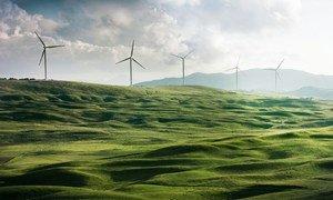 Возобновляемые источники энергии – ключ к сокращению объемов вредных выбросов в атмосферу.