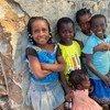 Watoto wakimbizi wa ndani huko Cabo Delgado, Msumbiji