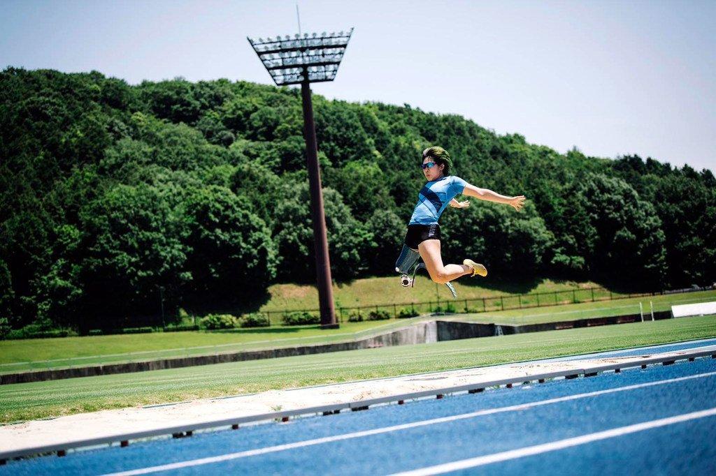 Kaede Maegawa representa a Japón en los Juegos Olímpicos de Tokio.