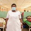 Eunice Marorongwe amepona ugonjwa wa COVID-19 na kurejea kazini kuwasaidia wagonjwa