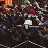 Wanahabari wakiwa wamekusanyika katika tukio mjini Shangai China