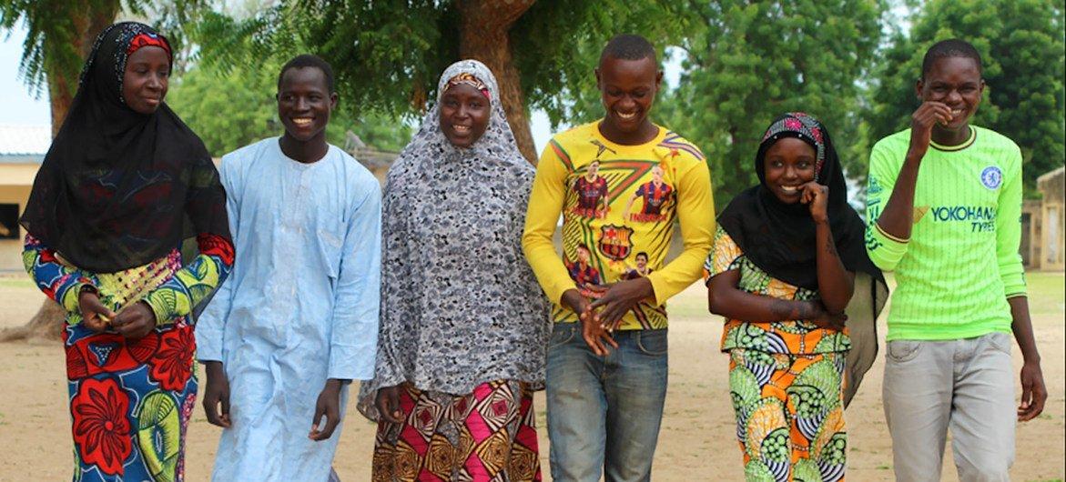 الشباب اليافع في الكاميرون هو المفتاح لتعزيز ثقافة السلام في الدولة الواقعة غربي القارة الأفريقية.