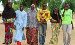 Les jeunes camerounais jouent un rôle essentiel dans la promotion d'une culture de la paix dans ce pays d'Afrique occidentale.