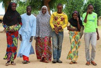 Vijana nchini Cameroon ni kiungo muhimu katika kuchagiza amani Afrika Mgharibi