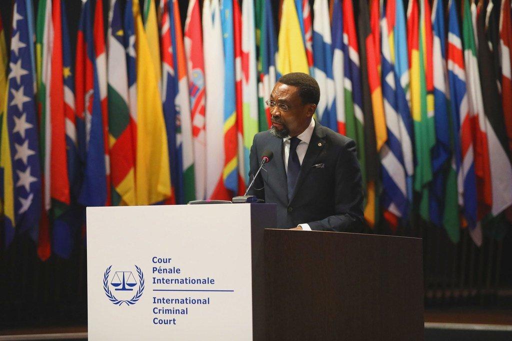 国际刑事法院院长齐勒·埃布-奥苏吉