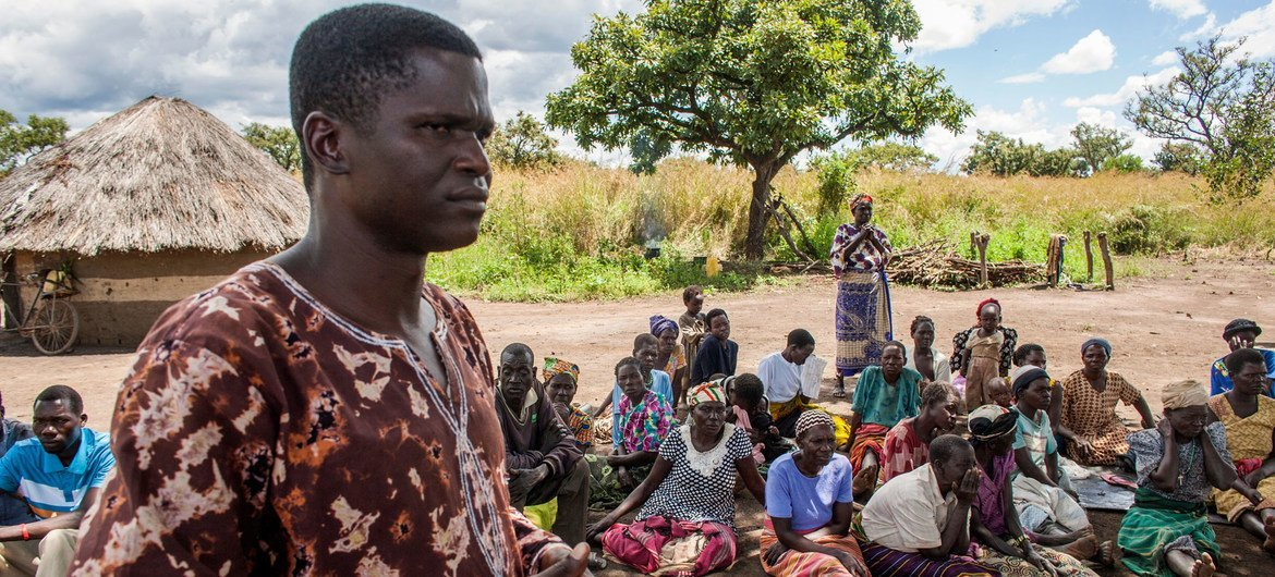 Okello Tito describes himself as 'one of the lucky ones' who were not abducted by LRA rebels in Uganda.