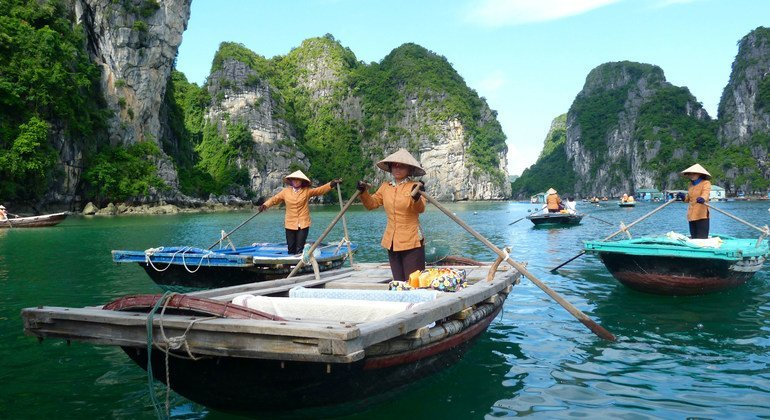 FROM THE FIELD: The pollution challenge facing the 'Dragon's Jewels' of Viet Nam