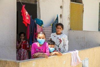 Muitas crianças continuam traumatizadas um ano depos das explosões em Beirute