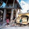 تتعافى هايتي من العديد من الكوارث من ضمنها الزلزال الذي ضرب البلاد في آب 2021.