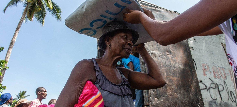 Haiti faces a combination of political, social and humanitarian crises.