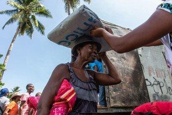 O Haiti enfrenta uma combinação de crises política, social e humanitária