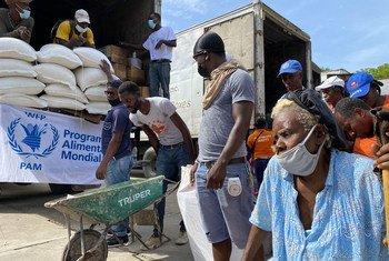 Situação é agravada pela pandemia de Covid-19 e a frágil situação de segurança do país, que complicam ainda mais a entrega da ajuda