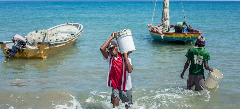 Sustainable sportfishing  is improving livelihoods successful  Haiti.