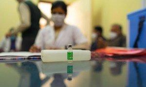 India ha comenzado el programa de vacunación contra el COVID-19.