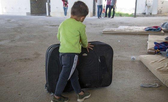 Cerca de 75% dos refugiados sírios no Iraque são crianças e mulheres