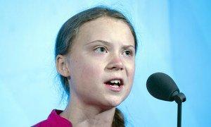 Ativista sueca Greta Thunberg consideramoralmente corretopriorizar os mais vulneráveis