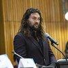Jason Momoa, actor y activista de los océanos