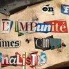 """每年11月2日是""""终止针对记者犯罪不受惩罚现象国际日"""",教科文组织正在通过《行动计划》、发起""""真相永不湮灭""""活动、培训法官和司法人员、与人权法院合作并与政府一道建立国家追诉机制等多种方式维护记者安全。"""