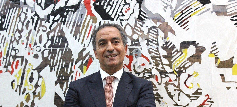Embaixador João Ribeiro de Almeida destaca o português como idioma de literatura, cinema e cultura em geral