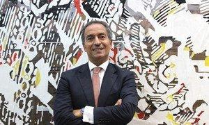 João Ribeiro de Almeida é embaixador de carreira e já representou Portugal em países como Argentina e Colômbia