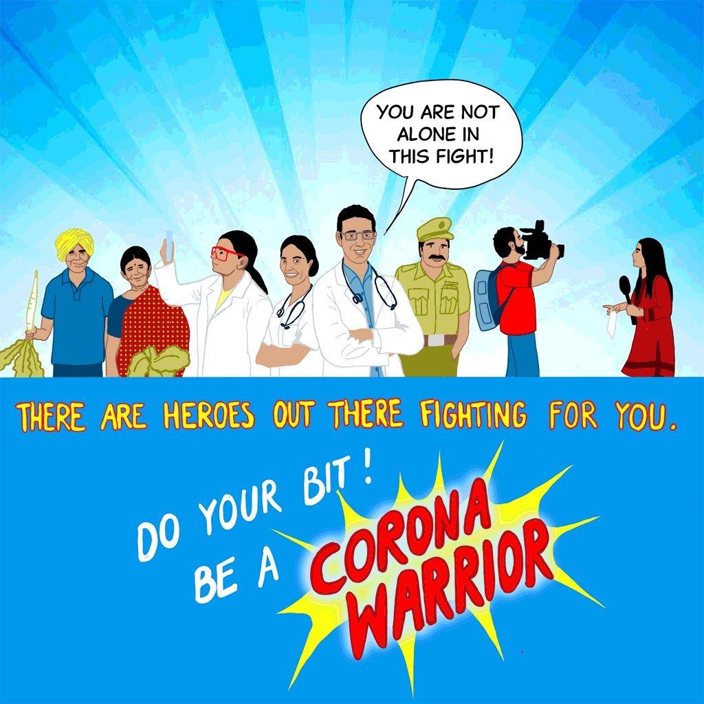 Let's Fight Corona!