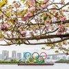 Los aros olímpicos, un símbolo mundial de paz y solidaridad por medio del deporte.