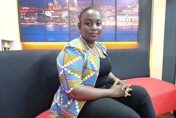 Mwandishi habari Gloria Michael ambaye aliugua COVID-19 na kwa bahati nzuri kupona sasa anachagiza watu wachanjwe.