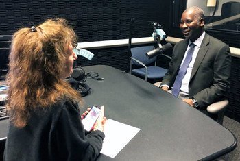 General Assembly President Tijjani Muhammad-Bande speaks to UN News about education.