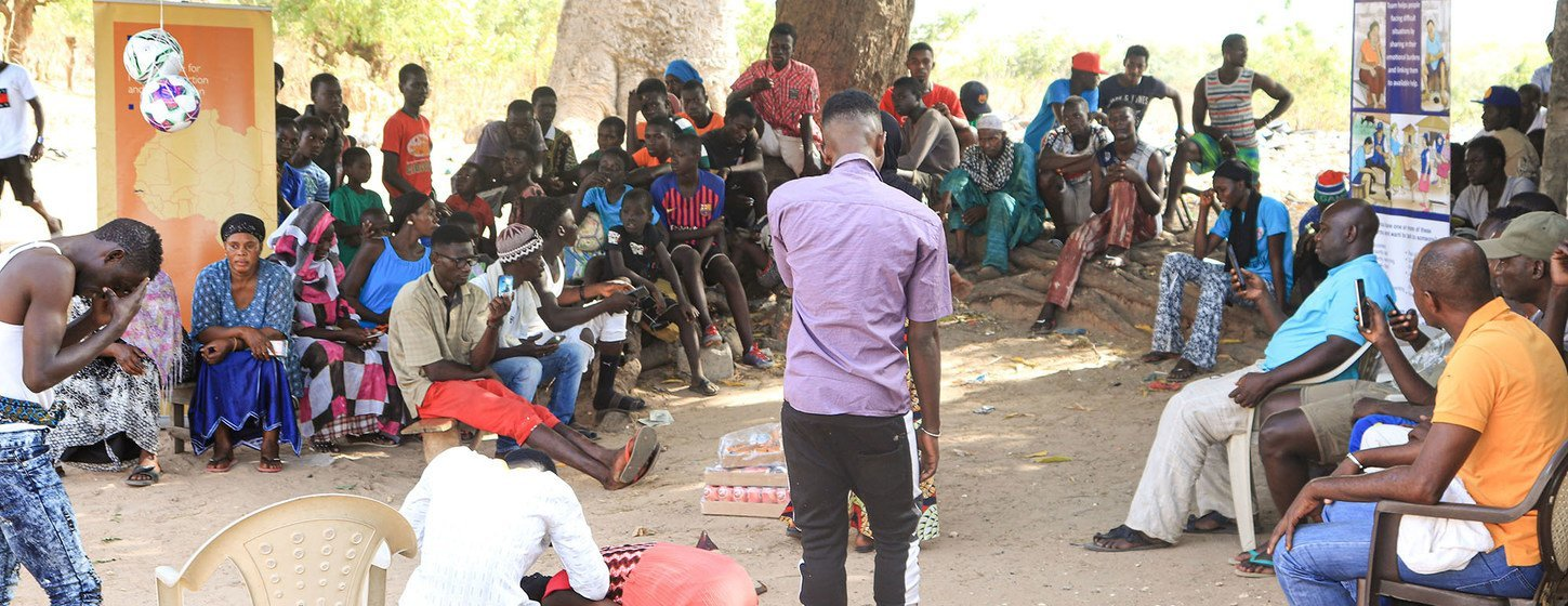 Helping migrant shipwreck survivors to deal with trauma
