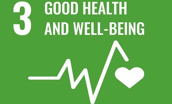 SDG Goal 3: Good Health and Well-being.