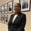 Edite Ramos da Costa Ten Jua é ministra dos Negócios Estrangeiros, Cooperação e Comunidades de São Tomé e Príncipe