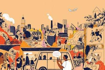 31 октября отмечается Всемирный день городов, в которых на сегодняшний день проживает более половины населения мира