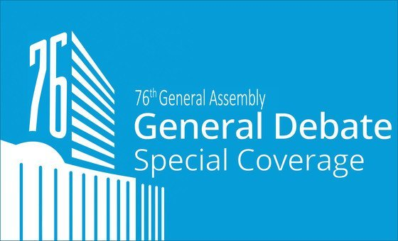 Special Coverage of the 76th General Debate