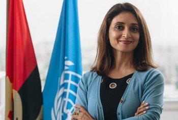 Coordenadora residente da ONU em Angola, Zahira Virani defende que é preciso impulsionar a solidariedade