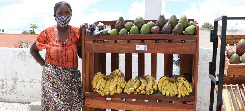 Virani considera as zungueiras um retrato cultural de peso da mulher angolana